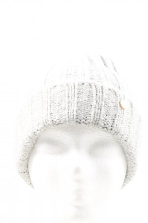 Esprit Knitted Hat light grey casual look