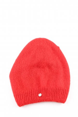 Esprit Knitted Hat red casual look