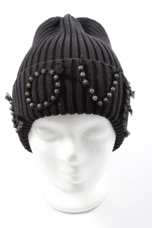 Esprit Knitted Hat black casual look
