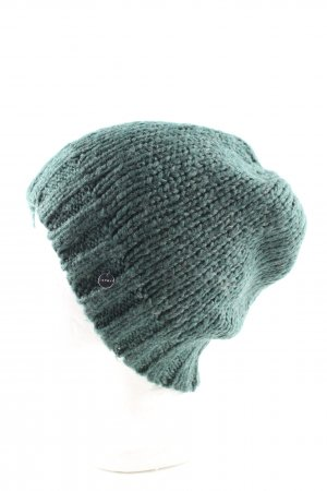 Esprit Knitted Hat khaki casual look
