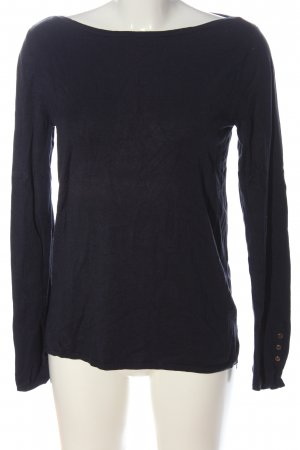 Esprit Knitted Sweater blue casual look