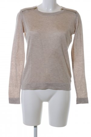 Esprit Strickpullover wollweiß Casual-Look