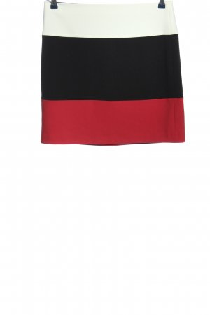 Esprit Knitted Skirt striped pattern casual look