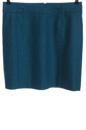 Esprit Gebreide rok blauw casual uitstraling