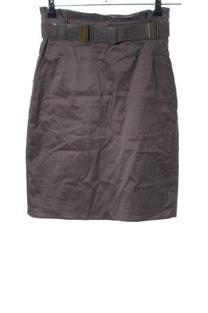 Esprit Gebreide rok bruin zakelijke stijl