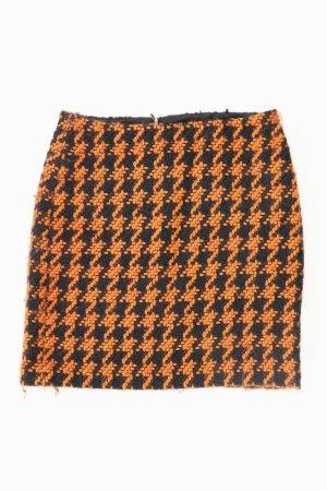 Esprit Gebreide rok goud Oranje-licht Oranje-oranje-neonoranje-donker oranje