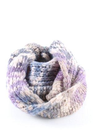 Esprit Écharpe en tricot imprimé allover style décontracté
