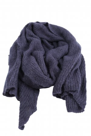 Esprit Knitted Scarf blue casual look