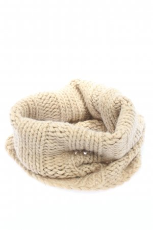 Esprit Écharpe en tricot blanc cassé style décontracté