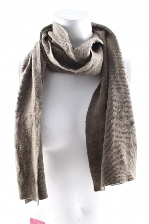Esprit Knitted Scarf olive green casual look
