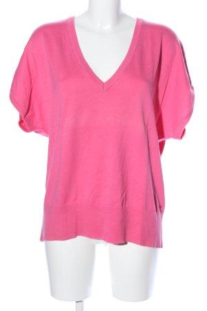 Esprit Strickshirt pink Casual-Look