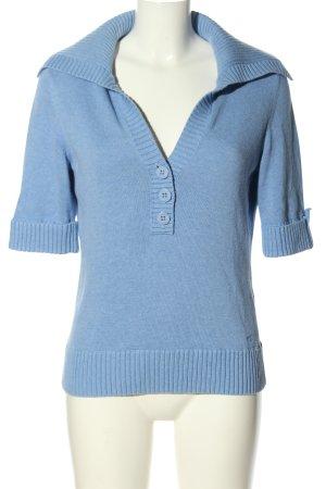 """Esprit Knitted Jumper """"W-xskwpw"""" blue"""