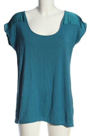 Esprit Strickshirt blau Casual-Look
