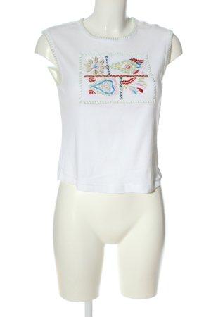 Esprit Strickshirt weiß Casual-Look