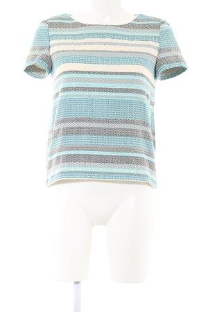 Esprit Strickshirt Allover-Druck Casual-Look