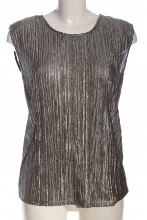 Esprit Knitted Top silver-colored casual look