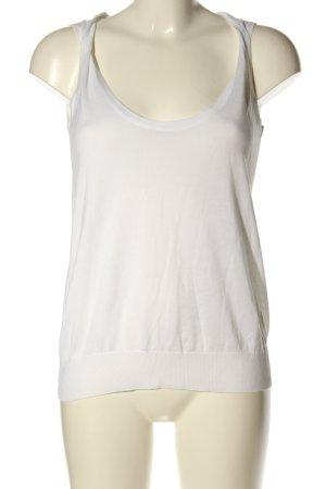 Esprit Gebreide top wit casual uitstraling