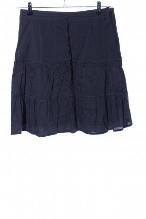 Esprit Broomstick Skirt blue casual look
