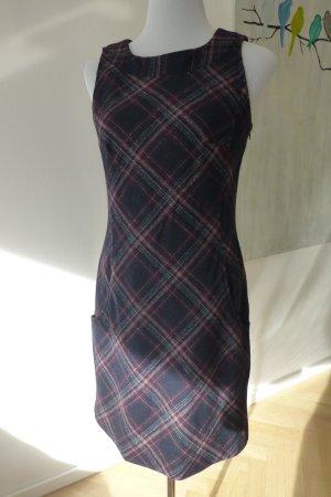 Esprit Woolen Dress multicolored wool
