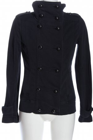 Esprit Sweatblazer hellgrau Casual-Look