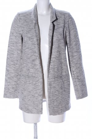 Esprit Sweatblazer hellgrau Allover-Druck Business-Look