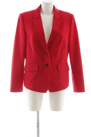 Esprit Sweatblazer rot Business-Look