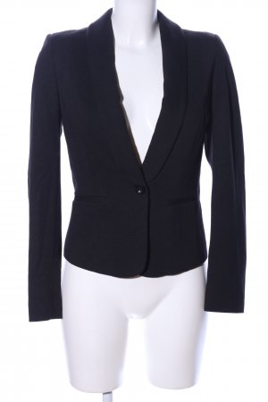 Esprit Sweatblazer schwarz Business-Look