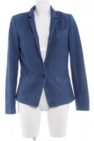 Esprit Sweatblazer blau Business-Look