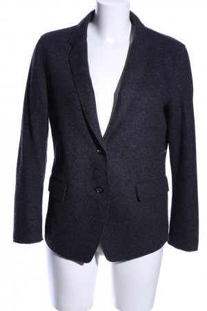 Esprit Sweatblazer schwarz Allover-Druck Business-Look