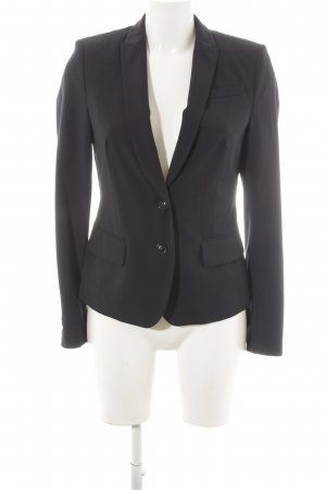 Esprit Sweatblazer dunkelblau Business-Look