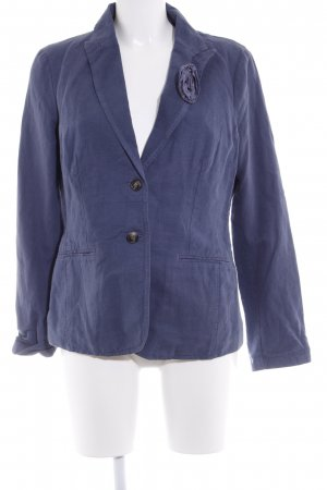 Esprit Sweatblazer graublau Casual-Look