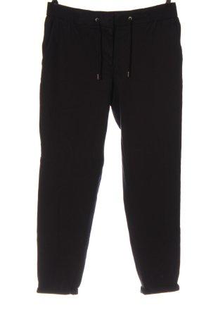 Esprit Spodnie dresowe czarny W stylu casual