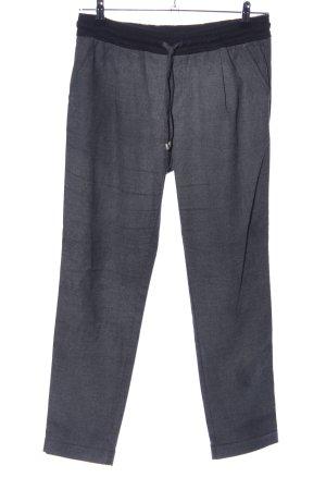 Esprit Pantalon de jogging gris clair moucheté style décontracté