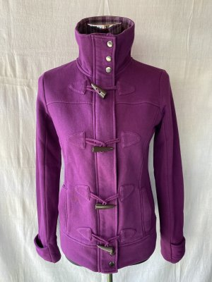 Esprit Giacca-camicia viola scuro