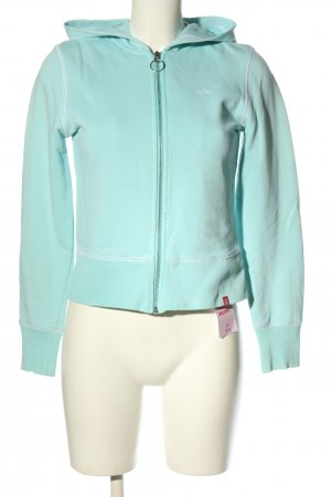 Esprit Sweat Jacket turquoise casual look