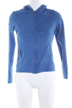 Esprit Sweatjacke blau Casual-Look