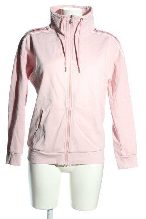 Esprit Sweatjacke pink Casual-Look