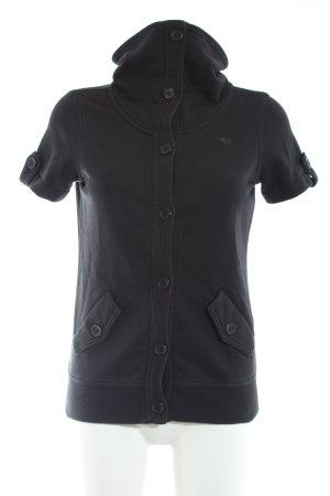 Esprit Sweatjacke schwarz Casual-Look
