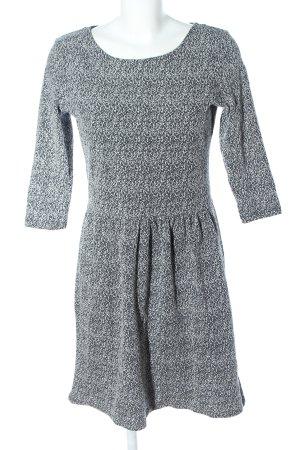 Esprit Sweat Dress light grey allover print elegant