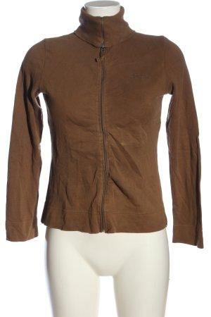 Esprit Sweatshirt braun Casual-Look