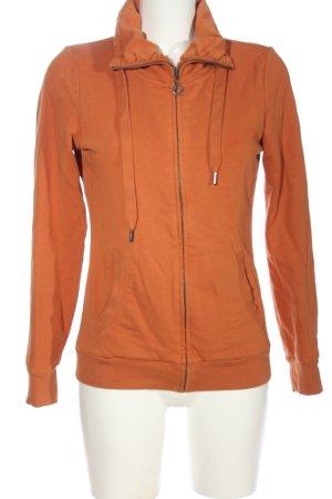 Esprit Sweatshirt hellorange Casual-Look