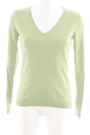Esprit Sweatshirt grün Casual-Look