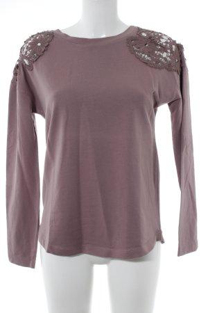 Esprit Sweatshirt blasslila Casual-Look