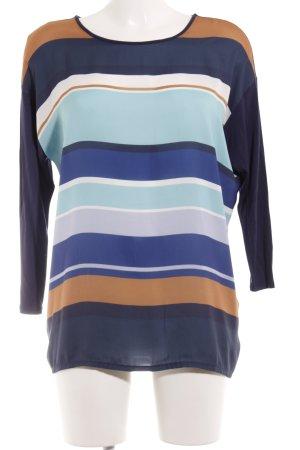 Esprit Sweatshirt dunkelblau-beige schlichter Stil