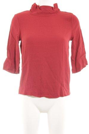 Esprit Sweatshirt dunkelrot Casual-Look