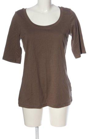 Esprit T-Shirt braun Casual-Look