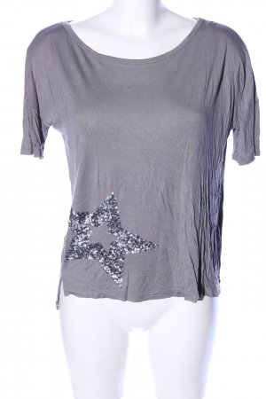 Esprit T-Shirt hellgrau Casual-Look