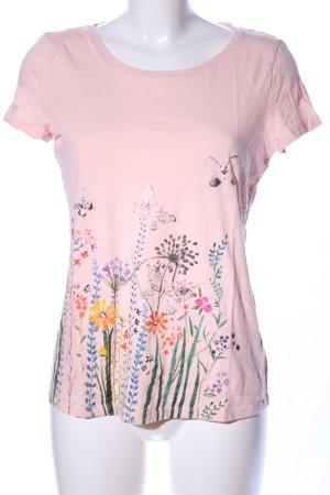 Esprit T-shirt bloemenprint casual uitstraling