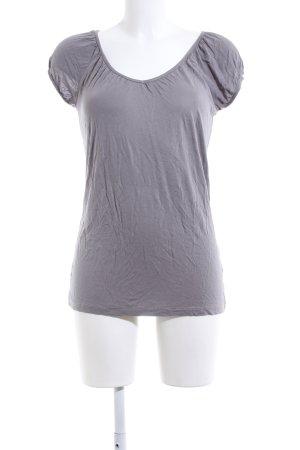 Esprit T-Shirt hellgrau Casual-Look