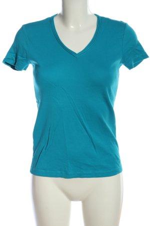 Esprit T-Shirt blau Casual-Look